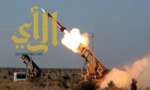 الدفاع الجوي يتصدى لصاروخ حوثي بالقرب من مركز تندحة