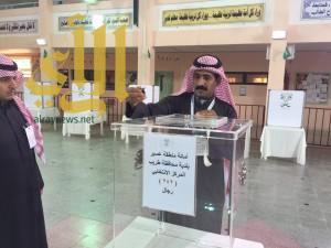 إقبالاً كبيراً مع بداية يوم الاقتراع بمحافظة طريب