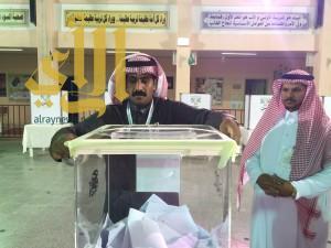 اغلاق صناديق الإقتراع وإعلان النتائج الأولية الليلة للمرشحين بطريب
