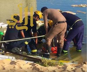 مستنقعات ضاحية الملك فهد تغرق أحد المواطنين بالدمام