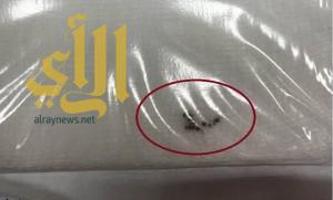 الغذاء والدواء تضبط قطن طبي ملوث بحشرات وشوائب