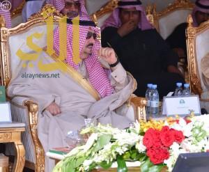 سمو أمير الرياض يرعى ختام بطولة مركز الملك عبدالعزيز للخيل العربية الأصيلة الدولية فئة A