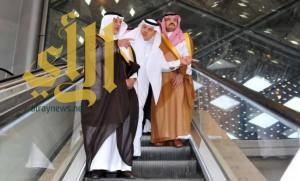 خالد الفيصل : تشغيل قطار الحرمين نهاية 2017