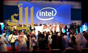 موهوبو السعودية يحققون 5 جوائز بمسابقة إنتل للعلوم