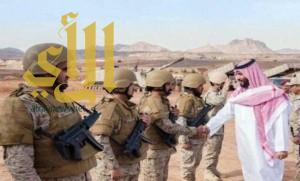 السعوديون يطوقون جنود الحد الجنوبي بـ١٣٠ ألف تغريدة شكر ودعاء