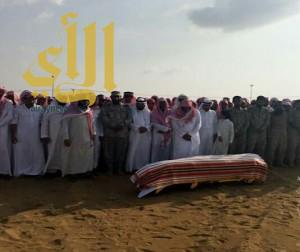 محافظة الطوال تشيّع جثمان الشهيد محمد المشهور