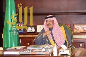 أمير الباحة يستقبل مدير شركة الإتصالات بالمنطقة