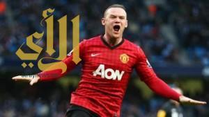 للمرة الرابعة .. روني أفضل لاعب في منتخب إنجلترا