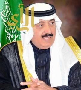 الأمير متعب بن عبدالله :المملكة تواصل المسيرة وفق رؤية خادم الحرمين الشريفين