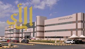 فريق طبي بمستشفى أبها ينجح في أنهاء معاناة سيدة اربعينية