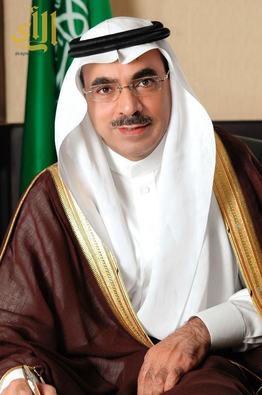 معالي المهندس فهد بن محمد الجبير