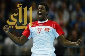 """""""وائل جلوز"""" يحمل آمال تونس في الفوز ببطولة افريقيا لكرة اليد"""