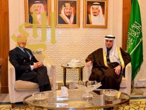 الجبير : المملكة ملتزمة بدعم الشعب السوري لنيل حقوقه وحريته