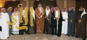 الرئيس العام لرعاية الشباب يستقبل رئيس وأعضاء نادي الصم
