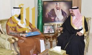 أمير منطقة نجران: المملكة متميزة في نشر الأعمال الخيرية