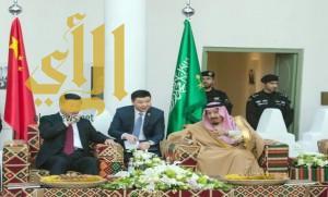 بيان مشترك بين المملكة والصين بشأن إقامة علاقة الشراكة الإستراتيجية الشاملة بين البلدين