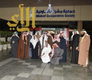 تكريم البروفيسور أحمد الخازم رائداً تعاونياً على مستوى الخليج