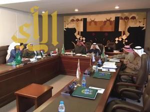 بدء أعمال الاجتماع الــ 33 للجنة الفنية الكشفية بدول الخليج