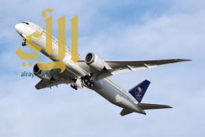 """""""الخطوط السعودية"""" تستلم 4 طائرات في يوم واحد"""