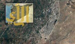 انطلاق 70 شاحنة تحمل مساعدات إغاثية لبلدات مضايا وكفريا والفوعة