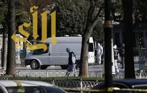 أوغلو يؤكد لميركل أن معظم القتلى في اعتداء اسطنبول هم من الألمان