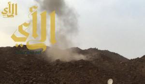استشهاد جندي إثر تعرض مركز حدودي بقطاع الحرث لإطلاق نار من اليمن