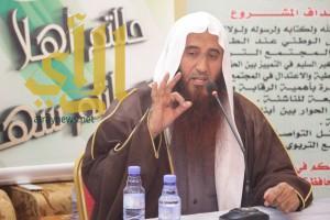 """قبيلة آل صادر بوادي الدواسر تؤكد اللحمة الوطنية بـ """"ولا تفرقوا"""""""