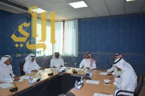 لجنة المقاولين تعقد إجتماعها السابع