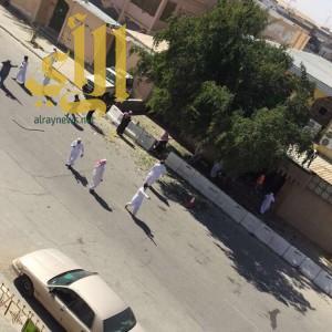 عمل إرهابي يحدث اصابات متعددة ظهر اليوم بمحافظة الأحساء