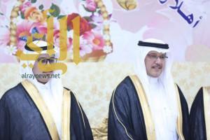 سعود الدوسري يحتفي بزواج الدكتور خلف