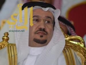 محافظ أحد رفيدة: هذا العام في عهد الملك سلمان يعد نقلة في تاريخ المملكة