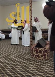 تكريم أعضاء المجلس البلدي السابق واستقبال أعضاء المجلس الحالي لبلدية الامواه