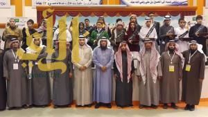 بحضور مدير مكتب التعليم بالعزيزية الارشاد الطلابي يكرم الطلاب المتفوقين
