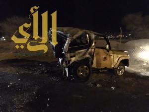 وفاة رجل الأمن سعد القنطاش متأثراً بإصابته