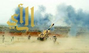 قوات الدفاع الجوي السعودي تدمر صاروخًا تم إطلاقه من الأراضي اليمنية باتجاه أبها