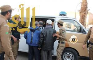 132 مخالفة لنظام الإقامة والعمل في المنطقة الشرقية