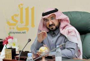 """وكيل إمارة """"الباحة"""" يرأس إجتماعاً باللجنة المشاركة بمهرجان الجنادرية"""