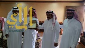 اليزيدي رئيساً للمجلس البلدي بالفرشة وسالم الحسني نائباً له