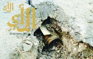 """إصابة """"4"""" أشخاص في صامطة جراء سقوط مقذوفات من الأراضي اليمنية"""