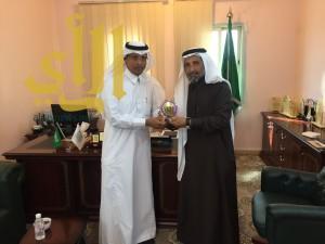 لقاء تنسيقي بين فرع جامعة الملك خالد بتهامة ومستشفى محايل العام