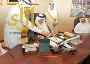 سمو أمير منطقة مكة المكرمة يدشن البوابة الإلكترونية للإمارة