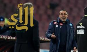 إيقاف مدرب نابولي مباراتين بسبب إهانته مانشيني
