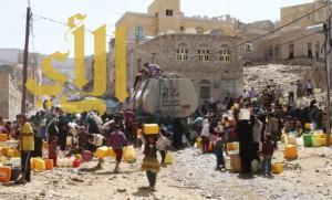 برنامج الأغذية العالمي قلق من الوضع الإنساني بتعز