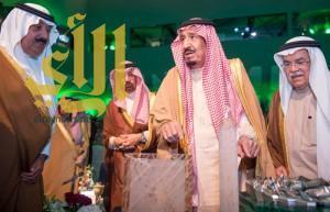 خادم الحرمين يفتتح مركز الملك عبدالله للدراسات والبحوث البترولية