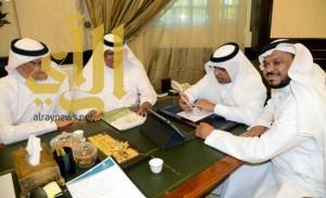 """مدير جامعة أم القرى يدشن برنامج """" جودة-180 """" في كلية الطب بالقنفذة"""