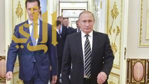 بوتين: روسيا يمكن أن تمنح اللجوء إلى بشار الأسد