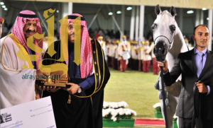 تحويل سباق الأمير سلطان بن عبدالعزيز للخيل إلى سباق عالمي