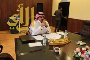 بن ضيف الله رئيساً للمجلس البلدي بمعشوقة والغامدي نائباً له