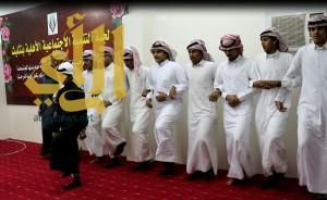 أختتام أنشطة نادي الرواد بتثليث للفصل الدراسي الاول