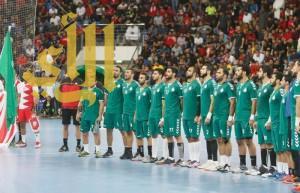 أخضر اليد يخسر من قطر في نصف نهائي آسيا